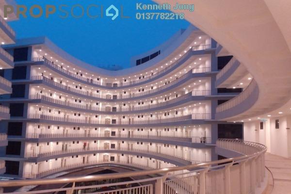 For Rent Office at Gamuda Walk, Kota Kemuning Freehold Semi Furnished 0R/1B 1.48k