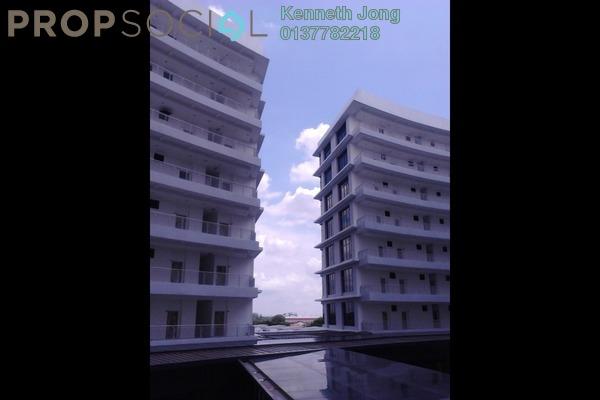 For Rent Office at Gamuda Walk, Kota Kemuning Freehold Unfurnished 0R/1B 1.3k