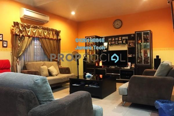 For Sale Semi-Detached at Taman Saga, Klang Freehold Semi Furnished 4R/3B 980k