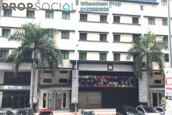 For Rent Shop at Fraser Business Park, Sungai Besi Freehold Semi Furnished 0R/1B 18k