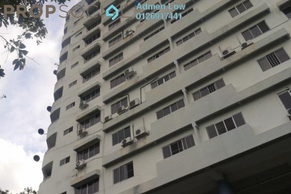 For Rent Condominium at Wangsa Heights, Bukit Antarabangsa Freehold Fully Furnished 2R/2B 1.3k