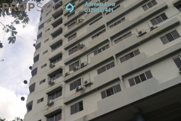 For Sale Condominium at Wangsa Heights, Bukit Antarabangsa Freehold Semi Furnished 6R/4B 520k