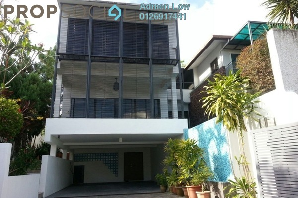For Rent Bungalow at Ukay Heights, Ukay Freehold Semi Furnished 5R/4B 13k