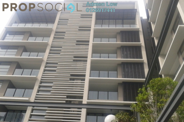 For Sale Condominium at Seri Ampang Hilir, Ampang Hilir Freehold Semi Furnished 4R/3B 2.5m