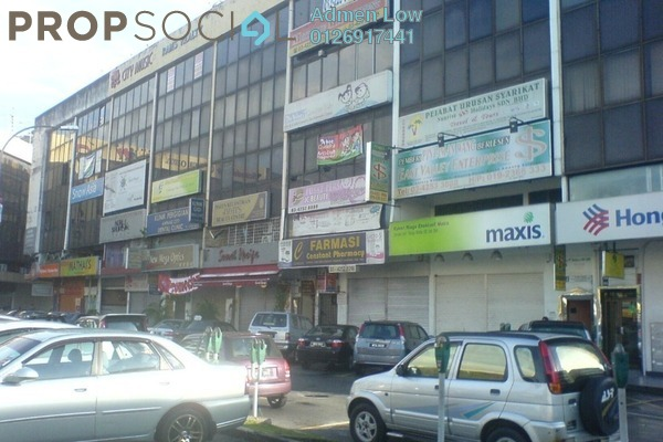 For Rent Office at Ampang Point, Ampang Leasehold Semi Furnished 0R/0B 2.5k