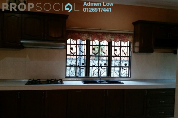 For Rent Condominium at Villa U-Thant, Ampang Hilir Freehold Semi Furnished 4R/3B 5.5k
