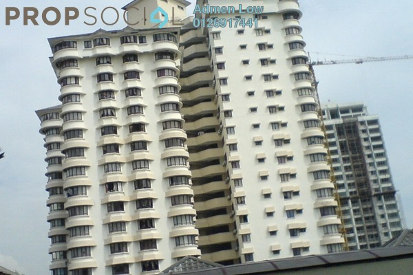 For Rent Condominium at Menara Polo, Ampang Hilir Leasehold Semi Furnished 3R/2B 3.8k