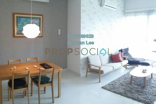 For Sale Condominium at KM1, Bukit Jalil Freehold Semi Furnished 4R/3B 1.1m