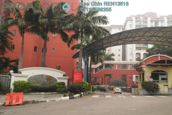 For Sale Condominium at Ketumbar Hill, Cheras Freehold Semi Furnished 3R/2B 465k