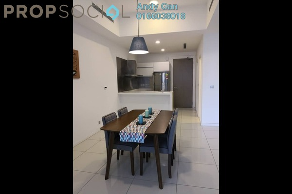 For Rent Duplex at M City, Ampang Hilir Freehold Fully Furnished 1R/2B 2.5k