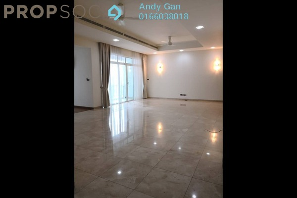For Rent Condominium at The Pearl, KLCC Freehold Semi Furnished 3R/3B 6k