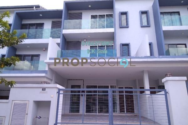 For Sale Superlink at Mansion 88, Semenyih Freehold Unfurnished 5R/5B 799k