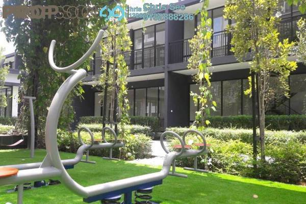 For Rent Condominium at Ken Rimba, Shah Alam Freehold Unfurnished 3R/2B 1.4k