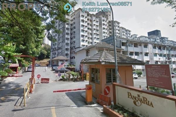 For Sale Condominium at PangsaRia, Desa Petaling Freehold Unfurnished 3R/2B 260k