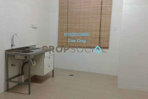 For Sale Terrace at Alam Nusantara, Setia Alam Freehold Semi Furnished 3R/2B 545k