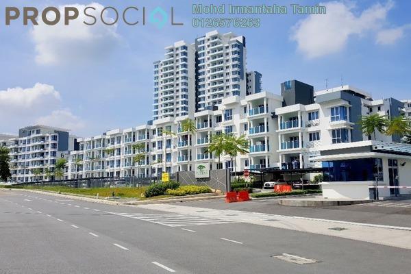 For Sale Apartment at Putra 1 Apartment, Bandar Seri Putra Freehold Unfurnished 3R/2B 390k
