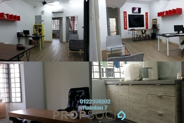 For Rent Office at Kuchai Entrepreneurs Park, Kuchai Lama Freehold Fully Furnished 3R/1B 2.3k