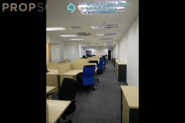 For Rent Office at Phileo Damansara 2, Petaling Jaya Freehold Fully Furnished 0R/0B 5k