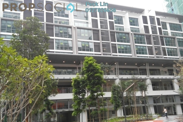 For Rent Office at Sunway VeloCity, Cheras Freehold Unfurnished 0R/1B 5.3k