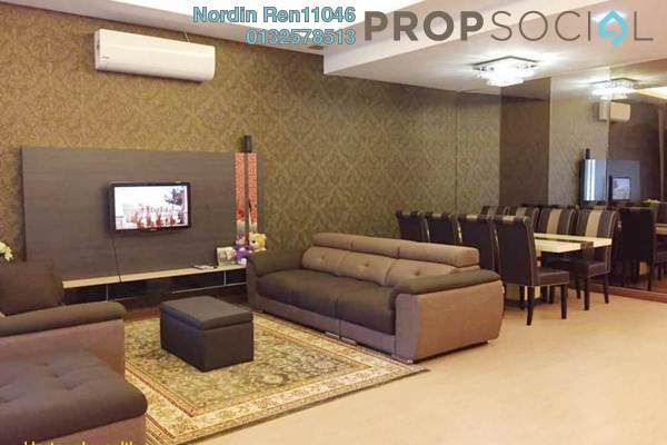 For Sale Terrace at Bandar Nusaputra, Puchong Freehold Semi Furnished 4R/3B 780k