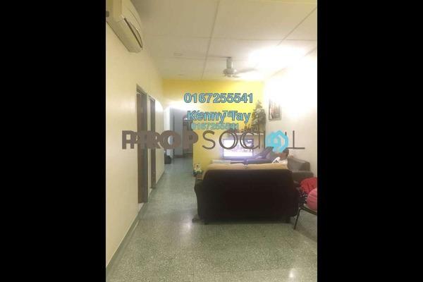 For Sale Terrace at Kepong Baru, Kepong Freehold Semi Furnished 4R/2B 720k