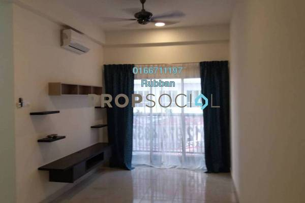 For Rent Serviced Residence at BSP 21, Bandar Saujana Putra Freehold Semi Furnished 3R/2B 1.5k