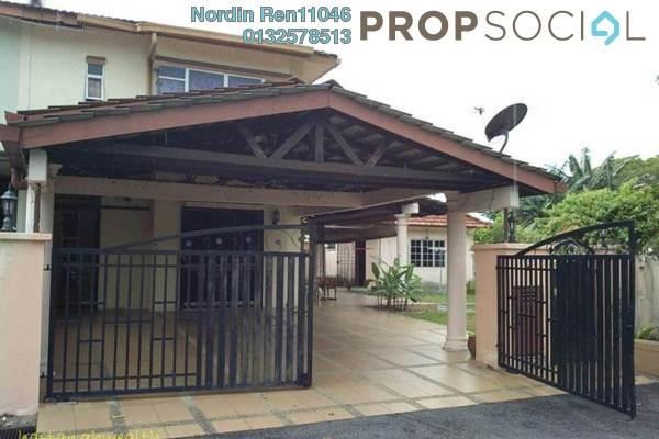 For Sale Terrace at Bandar Tasik Kesuma, Semenyih Freehold Semi Furnished 5R/4B 670k
