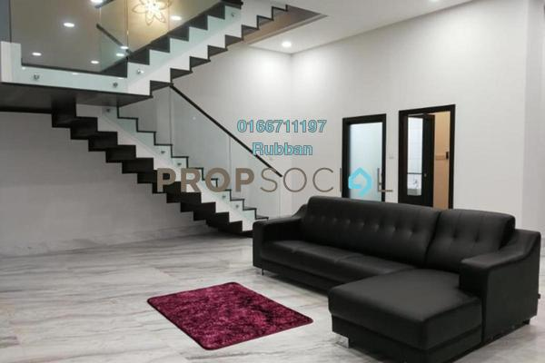 For Sale Semi-Detached at Perdana Lakeview East, Cyberjaya Freehold Fully Furnished 6R/6B 2.2m
