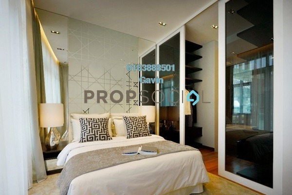 For Sale Serviced Residence at Premium Residences, Bangsar Leasehold Semi Furnished 3R/2B 1.2m