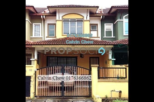 For Sale Terrace at Taman Klang Utama, Klang Freehold Unfurnished 4R/3B 360k