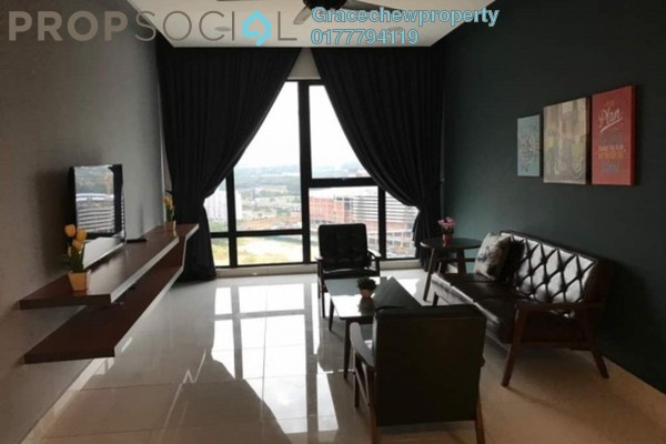 For Rent Apartment at SouthKey Mosaic @ SouthKey, Johor Bahru Freehold Fully Furnished 3R/2B 2.68k
