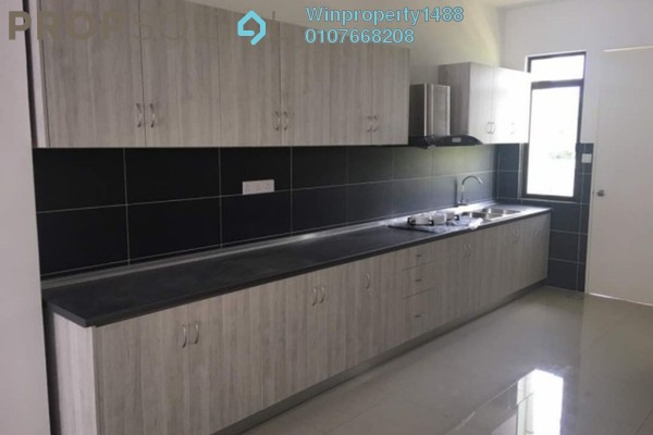 For Rent Terrace at Ceria Residences, Cyberjaya Freehold Semi Furnished 5R/5B 3k
