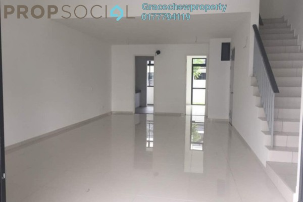For Rent Terrace at Eco Summer, Tebrau Freehold Unfurnished 4R/4B 1.88k