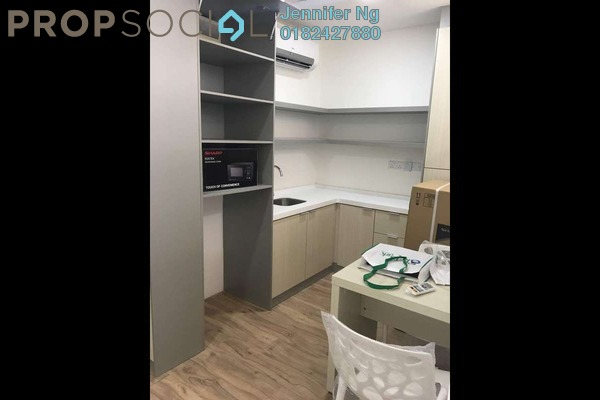 For Rent SoHo/Studio at Sky Park, Cyberjaya Freehold Fully Furnished 4R/1B 1.4k