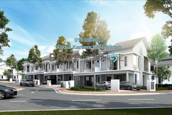 For Sale Terrace at Bandar Darulaman, Jitra Freehold Unfurnished 4R/3B 383k