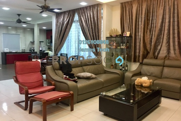 For Sale Terrace at Avira, Bandar Bukit Raja Freehold Semi Furnished 4R/3B 880k
