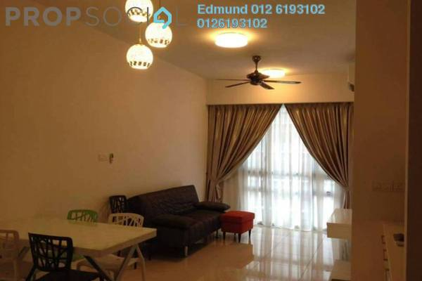 For Sale Condominium at Cascades, Kota Damansara Freehold Semi Furnished 1R/2B 480k