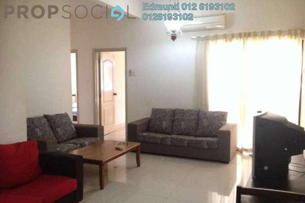 For Rent Condominium at Pelangi Utama, Bandar Utama Freehold Fully Furnished 3R/2B 1.95k