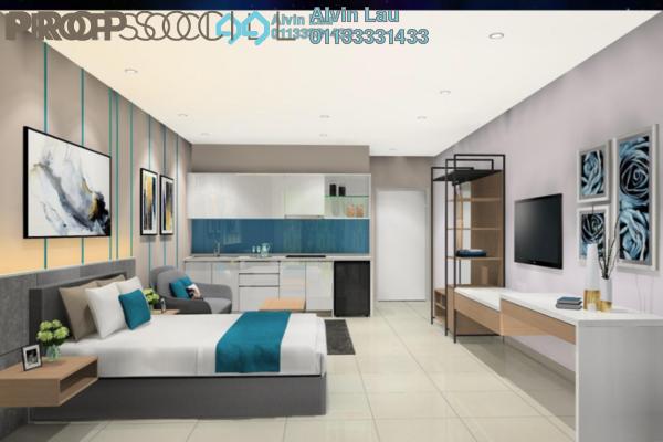 For Sale Serviced Residence at Ion Delemen, Genting Highlands Freehold Fully Furnished 1R/1B 485k