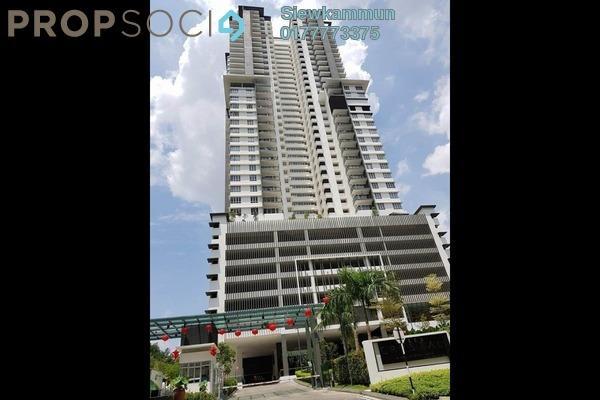 For Sale Condominium at Villa Crystal, Segambut Freehold Unfurnished 4R/3B 720k