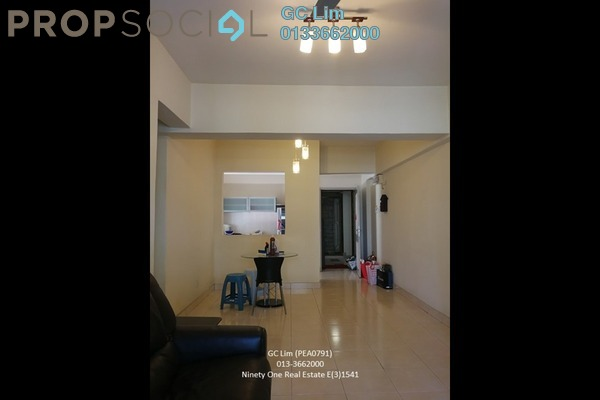 For Rent Condominium at D'Alamanda, Cheras Freehold Fully Furnished 2R/2B 1.7k