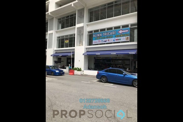 For Rent Office at Maxim Citilights, Sentul Freehold Unfurnished 0R/2B 14k