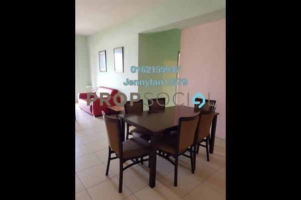For Rent Condominium at Fortune Park, Seri Kembangan Freehold Fully Furnished 4R/2B 1.9k