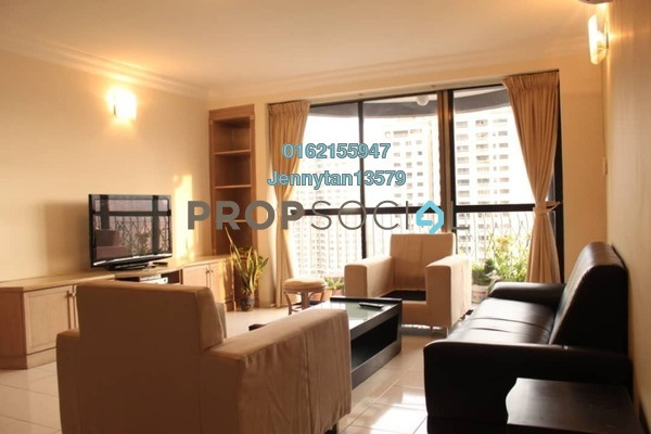 For Rent Condominium at Mont Kiara Palma, Mont Kiara Freehold Fully Furnished 3R/2B 3k