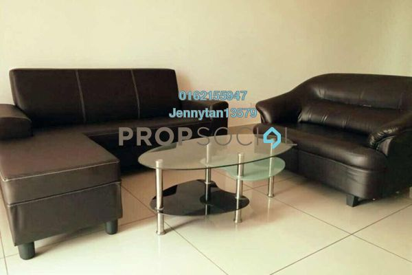 For Rent Condominium at 288 Residences, Kuchai Lama Freehold Fully Furnished 3R/2B 2k