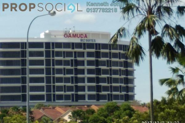 For Sale Office at Gamuda Walk, Kota Kemuning Freehold Semi Furnished 0R/1B 499k