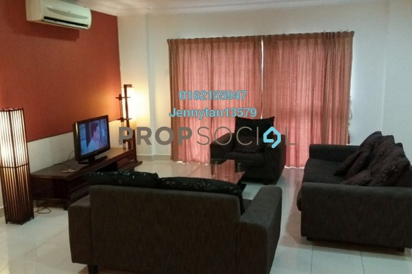 For Rent Condominium at Ampang Boulevard, Ampang Freehold Fully Furnished 4R/2B 2k