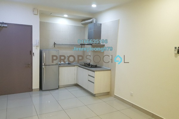 For Sale Serviced Residence at Flexis @ One South, Seri Kembangan Leasehold Fully Furnished 1R/1B 270k
