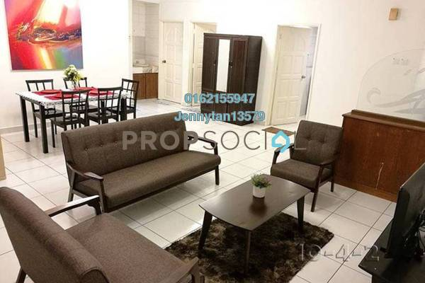 For Rent Condominium at City Gardens, Bukit Ceylon Freehold Fully Furnished 3R/2B 2.8k