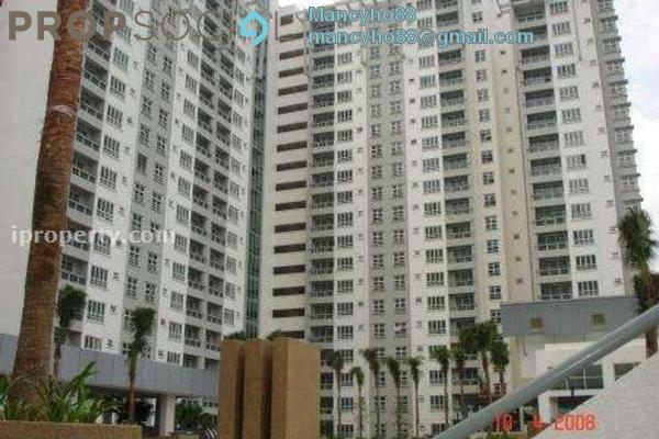 For Rent Condominium at Sterling, Kelana Jaya Freehold Fully Furnished 5R/3B 3k